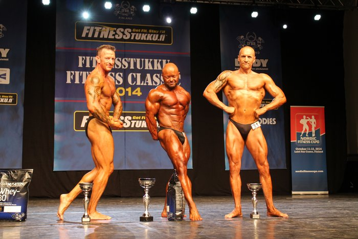 masters 40 alle 80kg