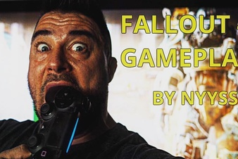 NYYSSIKSEN GAMEPLAY - FALLOUT 4