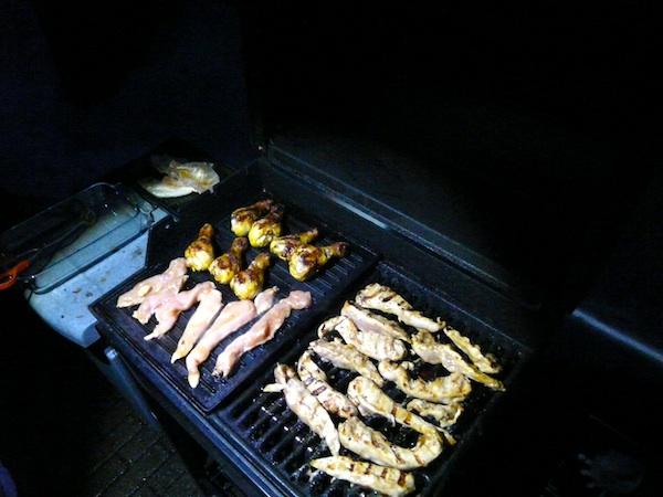 grilliruokaa