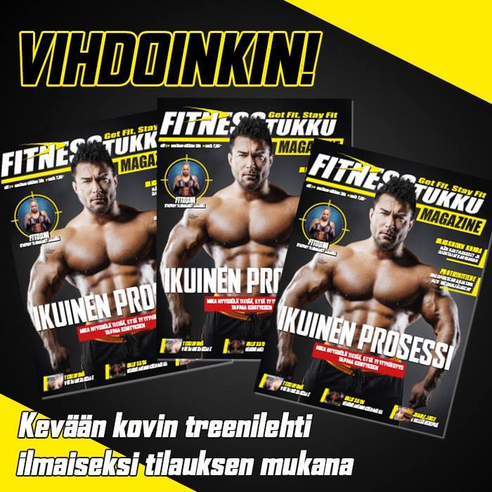 fitnesstukku -magazine