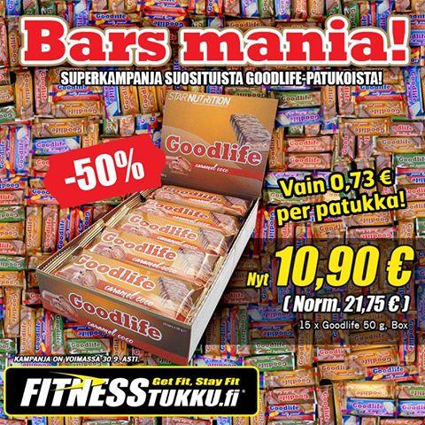 barsmania