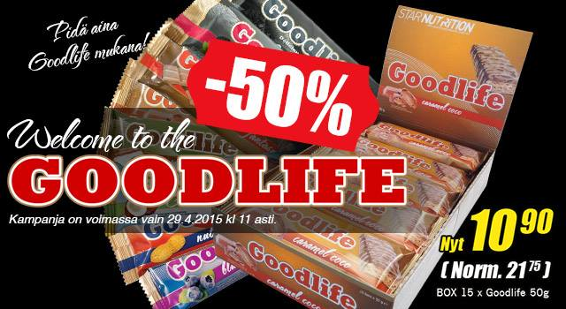 goodlife campaign