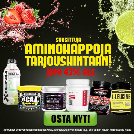 aminohappoja