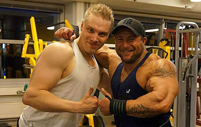 bodybuilding finland