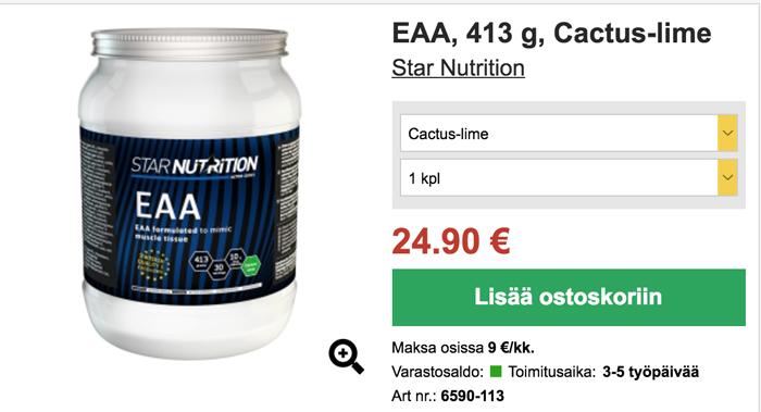 eaastarnutrition